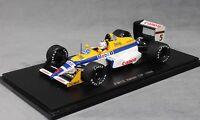 Spark Williams FW12 Italian Grand Prix 1988 Jean-Louis Schlesser S4029 1/43 NEW