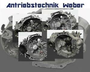 BMW Austauschgetriebe 6-Gang  GS6X45DZ - HBF  23008609427