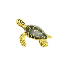Green Sea Turtle Baby Replica # 201329 ~ FREE SHIP/USA w $25+SAFARI,Ltd. Product
