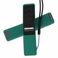For Samsung QLED 8K 4K Smart TV BN59-01312A Remote Anti-Slip Silicone Cover Case