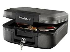 Master Lock LCHW20101 Fire Resistant & Waterproof Security Chest 7.4l Capacity