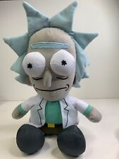 """Rick and Morty Toy Factory Adult Swim Plush Doll 15"""" Rick"""