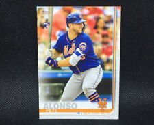 2019 Topps Series 2 Pete Alonso RC #475, True Rookie Mets