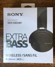Sony Wireless Stereo Headset Bluetooth Headphones MDR-XB650BT Brand New Sealed