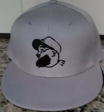 Men's Baseball Cap Hat Gray Beard Strength