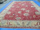 12' X 18' Vintage Hand Made Egyptian Wool Rug Carpet