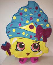 Piñata shopkins cupcake queen, pinata cupcake queen shopkins, piñata infantil. D