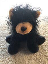 Ganz Webkinz Black Bear HM004 Plush - NO Code