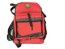 Outward Hound Pet Travel Gear Backpack Pooch Pouch Small Dog Carrier Red 🐶