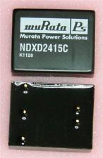 muRata NDXD2415C DC/DC converter 18-36V +-15Vo 250mA 7.5W