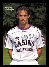 Wolfgang Feiersinger Autogrammkarte Casino Salzburg Original Signiert+A 148604