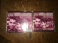 Leslie Hutch Hutchinson CD Album Night And Day