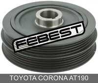 Crankshaft Pulley 4Afe/5Afe/7Afe/8Afe For Toyota Corona At190 (1992-1998)