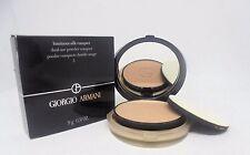 Giorgio Armani Luminous Silk Compact Dual-Use Powder Compact ~ 5 ~ .31 OZ