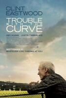 TROUBLE WITH THE CURVE - 2012 Original D/S 27x40 Movie Poster - CLINT EASTWOOD