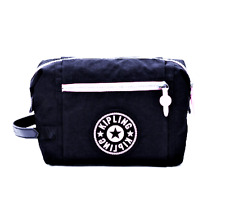 NEW KIPLING Leslie Cosmetic Zipper Make-Up Case Nwt