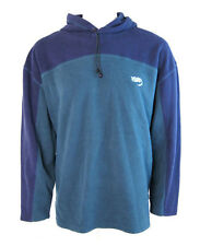 Kangaroo Poo Tahoe Hooded Sweatshirt Top Jacket (Blue) - M
