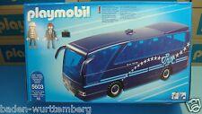 Playmobil 5603 artist tour bus mint in Box MIBNO playmobile geobra toy Germany