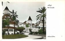 RPPC   HOTEL DEL CORONADO, California  CA   1971  Tinted Photo  Postcard