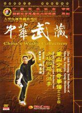 Songshan Shaolin Dahong Boxing Routine Four by Zhen Shumin 2DVDs - No.024