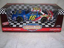 1/18 #16 TED MUSGRAVE 1996 FAMILY CHANNEL TBIRD NASCAR ERTL DIECAST CAR-MIB