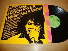 Mitch Ryder - All The Heavy Hits - LP Record  G+ EX