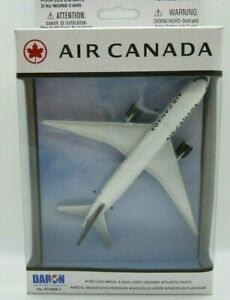 DARON REALTOY RT5884-1 Air Canada New Livery SINGLE PLANE Diecast. New
