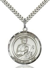 St. Saint Jude Sterling Silver Medal