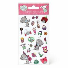 My Dinky Bear Sleepover Fun Stickers Pack of 3 Sheets Me To You