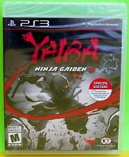 PlayStation 3 PS3 Game - Yaiba Ninja Gaiden Z (New)