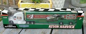 Nascar Authentics Kevin Harvick Hunts Brothers Pizza Tractor Trailer 1:64 Scale