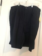 Lee Casuals Ladies Casual Shorts Sz 24W MED Women's  Navy