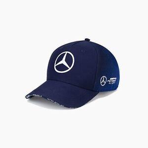 2021 Mercedes AMG F1 Valtteri Bottas Baseball Cap navy blue