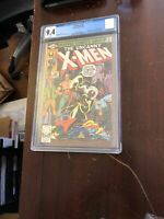 Uncanny X-Men #132, CGC NM 9.4, 1st Appearance Sage and Hellfire Club