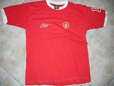 MANCHESTER UNITED GIGGS 11 MAGLIA SHIRT MATCH ISSUED worn NUOVA NEW BECKHAM lot
