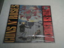 Guns and roses appetite for destruction simply vinyl sealed LP rare slvp 0034