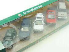 Cararama 520 Kidz Only Autosalon-Set BMW X5 Land Rover RAV4 OVP 1412-06-03