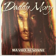 DADDY MORY : MA VOIX RESONNE - [ CD ALBUM PROMO ]