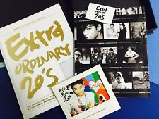 Bigbang extraordinary  20's Photobook 1st photograph collection