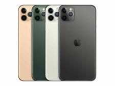 Apple iPhone 11 Pro 256 GB Argento Oro Grigio siderale Notte Verde WOW senza contratto
