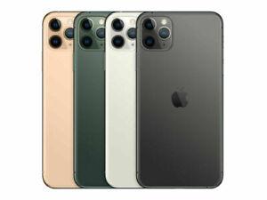 Apple iPhone 11 PRO 256 GB Silber Gold Spacegrau Nachtgrün WOW OHNE VERTRAG