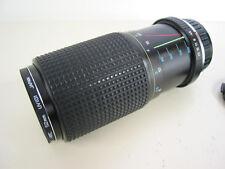 Vivitar 80-200mm Pentax K