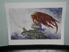 Amy Brown - Gideons Perch - Out Of Print- Rare