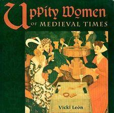 """""""Uppity Women of Medieval Times"""" Ninja Arab Queen Sword Dueler Saint Monk Pix"""