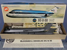 """AIRFIX-144 MODEL No.03176-5 Mc DONNELL DC.9.30  """"KLM""""  AIRLINER UN-MADE KIT"""