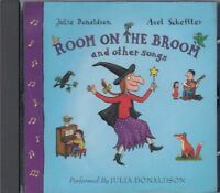 Room on the Broom and Other Songs Julia Donaldson CD Audio FASTPOST