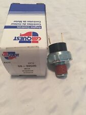 CARQUEST 53-33505 Engine Oil Pressure Switch fits 85-87 Renault Alliance 1.7L