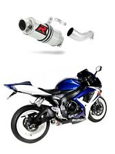 Échappement exhaust DOMINATOR GP I GSXR GSX-R 600 K6 K7 06-07 + DB KILLER