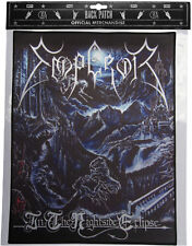 EMPEROR In The Nightside Eclipse BACK PATCH RÜCKENAUFNÄHER OFFICIAL MERCHANDISE