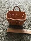 Vintage Handmade LONGABERGER Baskets 1990s YOU CHOOSE Dresden, OH USA